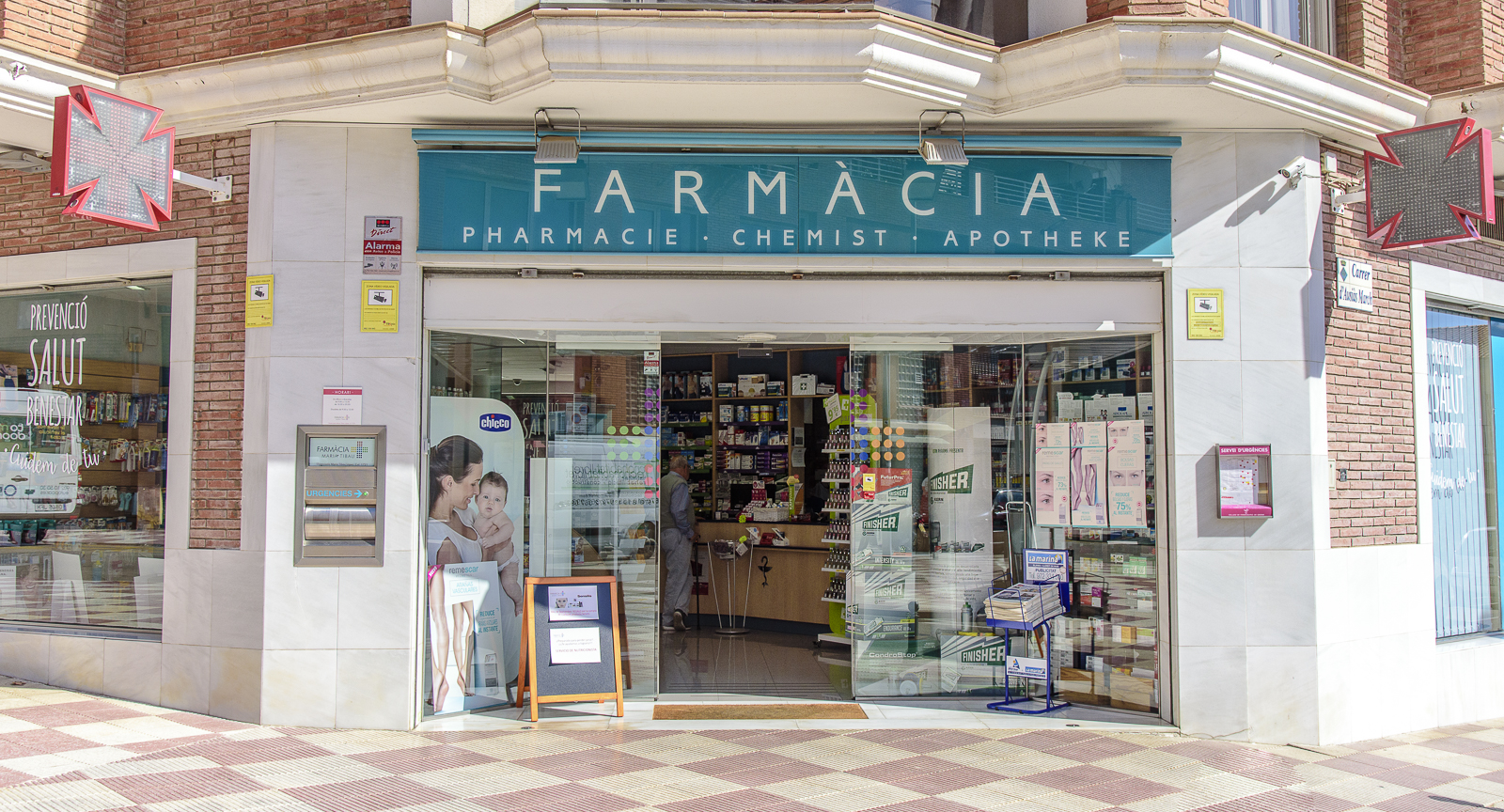 farmacia Lloret Mar